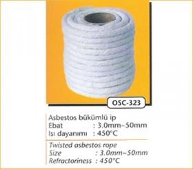Asbestos Ürünler - Asbestos Products